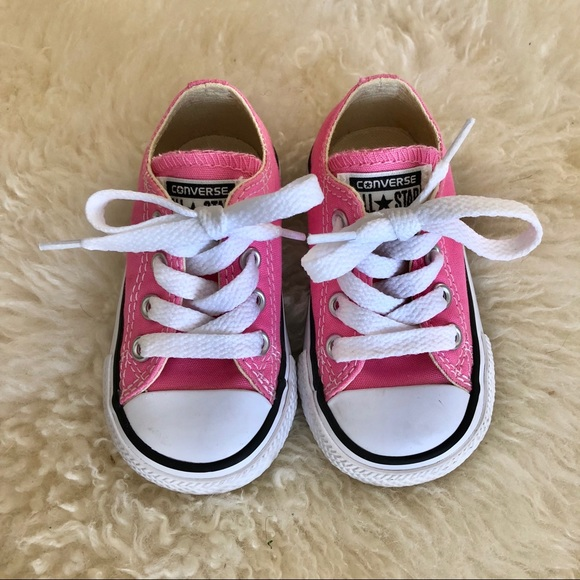 9183052f48a Converse Other - Converse Chuck Taylor All Star Low Top Toddler